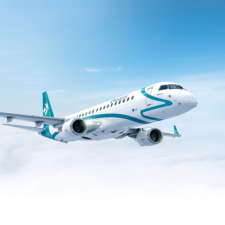RaapSteinert and Air Dolomiti take off for the fourth leg of their journey
