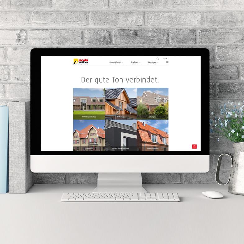 Jacobi Walther – Design fürs Dach…