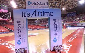 FC Bayern Basketball Air Dolomiti