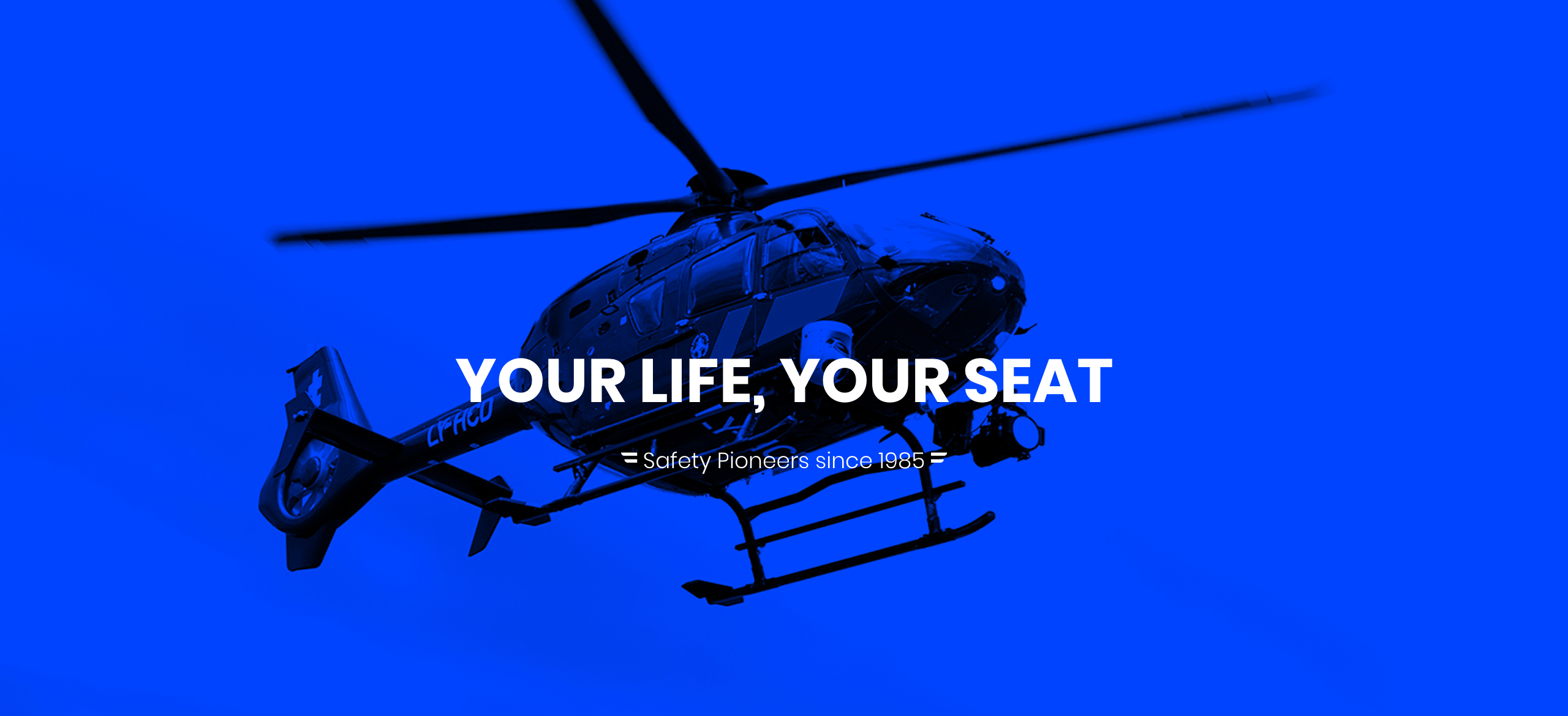 YOUR LIFE, YOUR SEAT