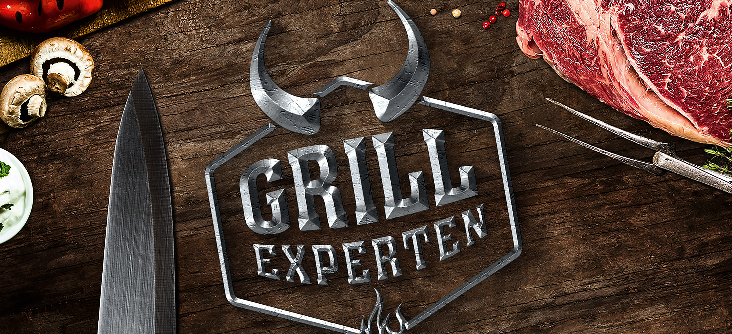 BORN TO GRILL!